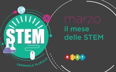Marzo è il mese delle STEM