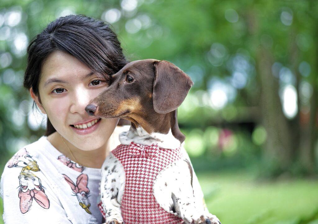 inclusione scolastica tramite la pet therapy